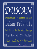 Dukan Everything You Wanted To Know