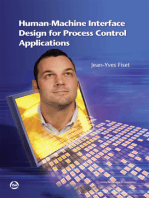 Human-Machine Interface Design for Process Control Applications