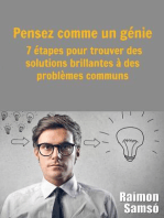 Pensez comme un génie
