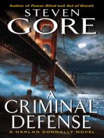 A Criminal Defense
