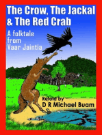 The Crow, the Jackal and the Red Crab