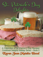 St. Patrick's Day Delights Cookbook