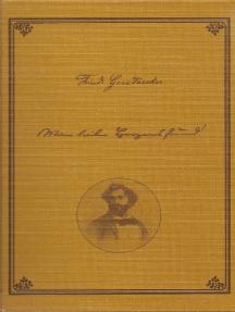 Mein lieber Herzensfreund!: Briefe an seinen Freund Adolph Hermann Schultz 1835-1854