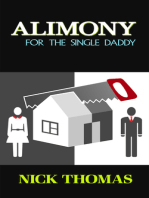 Alimony For The Single Daddy
