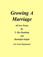 Growing A Marriage
