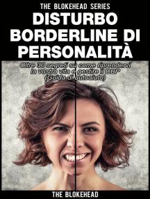 Il Disturbo borderline di personalità