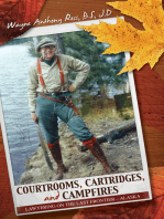 Courtroom, Cartridges, and Campfires