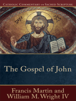 The Gospel of John (Catholic Commentary on Sacred Scripture)