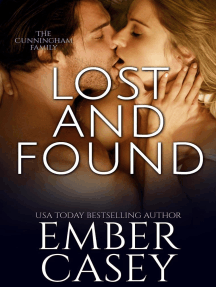 Lost and Found (The Cunningham Family #4): The Cunningham Family, #4
