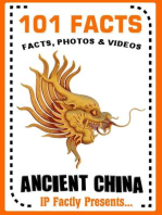 101 Facts... Ancient China (101 History Facts for Kids, #10)