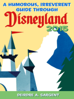 A Humorous, Irreverent Guide Through Disneyland 2015
