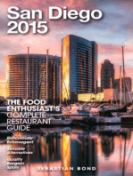 San Diego - 2015 (The Food Enthusiast's Complete Restaurant Guide)