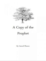 A Copy of the Prophet