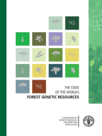 The State of the World's Forest Genetic Resources