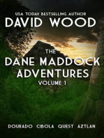 The Dane Maddock Adventures Volume 1