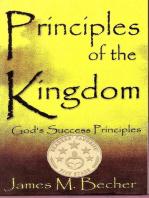 Principles Of The Kingdom (God's Success Principles)