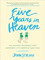 Five Years in Heaven by John Schlimm ( Chapter1)