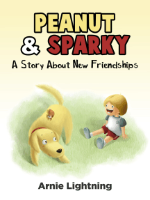 Peanut & Sparky: A Story About New Friendships