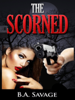 The Scorned (A Private Detective Mystery Series of crime mystery novels Book 3)