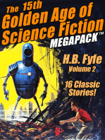 The 15th Golden Age of Science Fiction MEGAPACK®