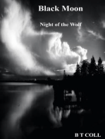 Black Moon Night of the Wolf