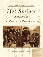 Hot Springs, Arkansas in Vintage Postcards