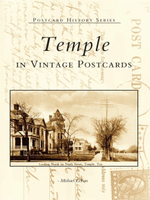 Temple in Vintage Postcards