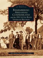 Remembering Arkansas Confederates and the 1911 Little Rock Veterans Reunion