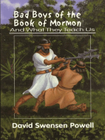 Bad Boys of the Book of Mormon