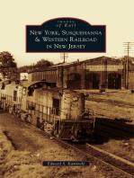 New York, Susquehanna & Western Railroad in New Jersey