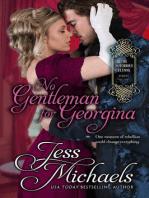 No Gentleman for Georgina (The Notorious Flynns, #4)