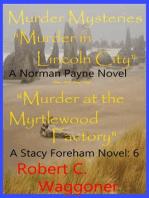Murder Mysteries Series six