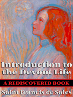 Introduction to the Devout Life (Rediscovered Books)
