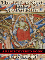 The Life of God in the Soul of Man (Rediscovered Books)