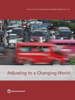 World Bank East Asia and Pacific Economic Update, April 2015: Adjusting to a Changing World