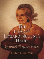 The Head in Edward Nugent's Hand