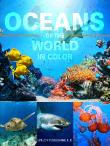 Oceans Of The World In Color: Marine Life and Oceanography for Children