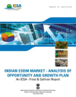 INDIAN ESDM MARKET - ANALYSIS OF  OPPORTUNITY AND GROWTH PLAN