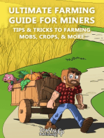 Ultimate Farming Guide for Miners - Tips & Tricks to Farming Mobs, Crops, & More