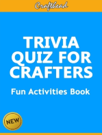 Trivia Quiz for Crafters
