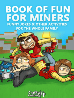 Book of Fun for Miners - Funny Jokes & Other Activities for the Whole Family
