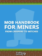 Mob Handbook for Miners - From Creepers to Witches