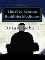The Five-Minute Buddhist Meditates