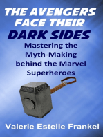 The Avengers Face Their Dark Sides