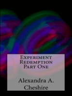Experiment Redemption Part One