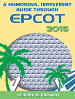 A Humorous, Irreverent Guide to EPCOT 2015