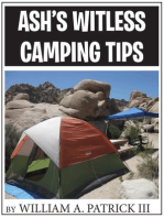 Ash's Witless Camping Tips