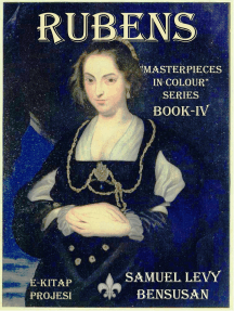 """Rubens: """"Masterpieces in Colour"""" Series: Book-IV"""