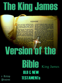 The King James Version of the Bible: {Illustrated & Old & New Testament}
