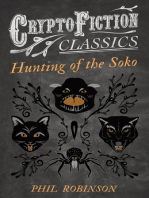 Hunting of the Soko (Cryptofiction Classics - Weird Tales of Strange Creatures)